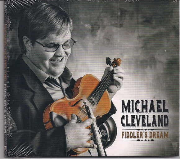 MICHAEL CLEVELAND 'Fiddler's Dream' COMP-4674-CD