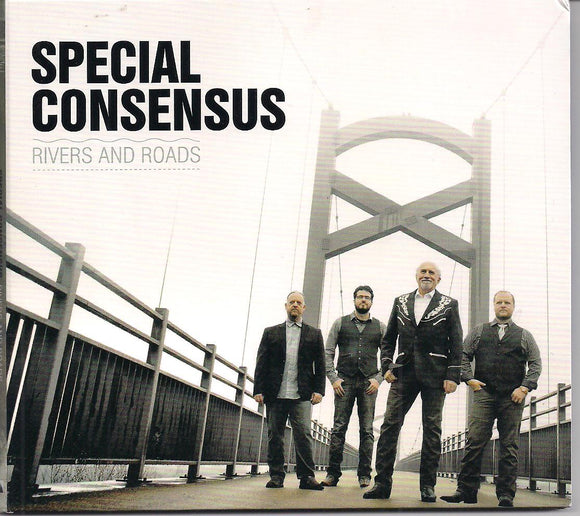 SPECIAL CONSENSUS 'Rivers and Roads' COMP-4709-CD