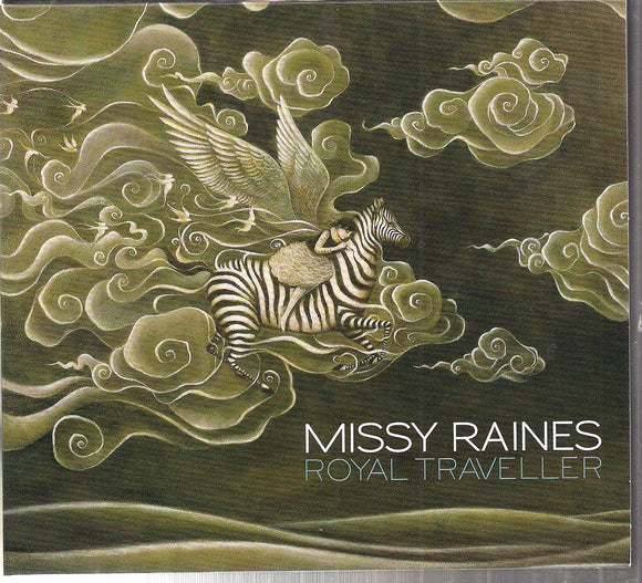 MISSY RAINES 'Royal Traveller'    COMP-4715-CD