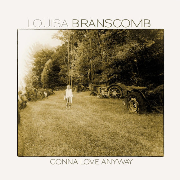 LOUISA BRANSCOMB 'Gonna Love Anyway'   COMP-4738-CD