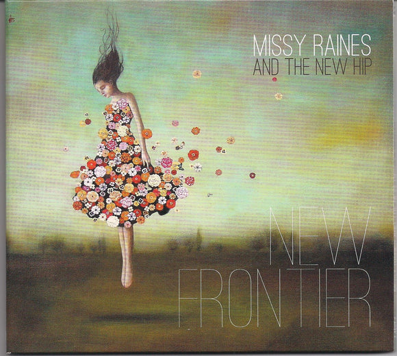 MISSY RAINES & THE NEW HIP 'New Frontier' COMP-4604-CD