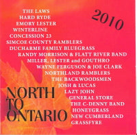 VARIOUS ARTISTS 'North To Ontario 2010' COOT-2010
