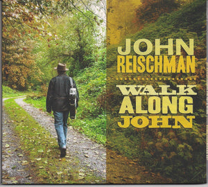 JOHN REISCHMAN 'Walk Along John' CORVUS-020-CD