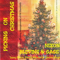 NIXON, BLEVINS,  & GAGE 'Picking On Christmas' CPI-2001