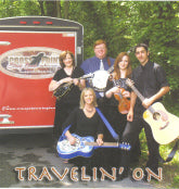 CROSSPOINT STRING BAND 'Travelin' On' CPSB-2007-CD
