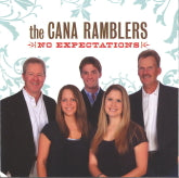 CANA RAMBLERS 'No Expectations' CR-09-CD