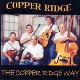 COPPER RIDGE 'The Copper Ridge Way'