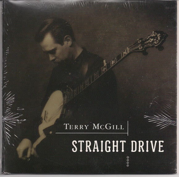 TERRY MCGILL 'Straight Drive' CW-0101-CD