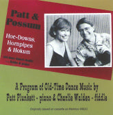 PATT & POSSUM 'Hoe-Downs, Hornpipes & Hokum' CWM-003-CD