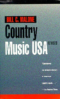 Country Music USA' by Bill Malone BOOK-02-A
