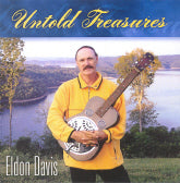 ELDON DAVIS 'Untold Treasures' DAVIS-2007-CD
