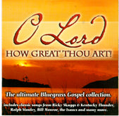 VARIOUS 'How Great Thou Art!' DAY-1353-CD