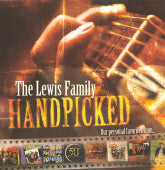 LEWIS FAMILY 'Handpicked' DAY-1536-CD