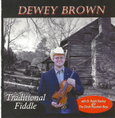 DEWEY BROWN 'Traditional Fiddle'