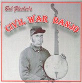 BOB FLESHER 'Civil War Banjo' DH-402-CD