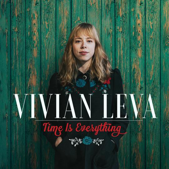 VIVIAN LEVA 'Time Is Everything' DIRT-0085-CD