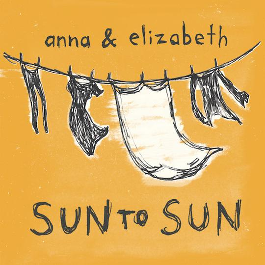 ANNA & ELIZABETH 'Sun to Sun'    DIRT-0079-CD