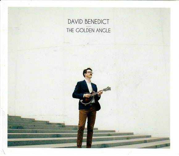 DAVID BENEDICT 'The Golden Angle'  DSB-149-CD
