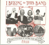 VARIOUS ARTISTS 'I Belong To This Band' DTD-06-CD