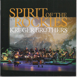 KRUGER BROTHERS 'Spirit of the Rockies' DTM-024-CD