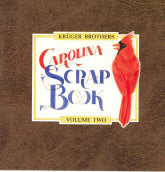 KRUGER BROTHERS 'Carolina Scrapbook Vol. 2' DTM-016-CD