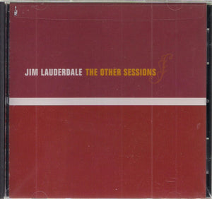 JIM LAUDERDALE 'The Other Sessions' DUAL-1103-CD