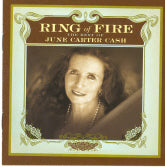 JUNE CARTER CASH 'Ring Of Fire' DUAL-1216-CD