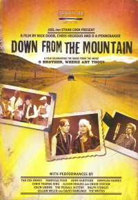 VARIOUS ARTISTS 'Down From The Mountain' DV-12324-DVD