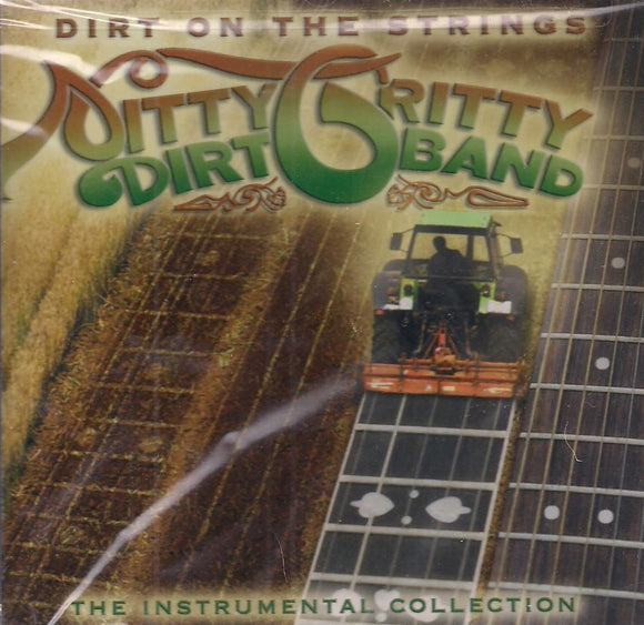 THE NITTY GRITTY DIRT BAND 'Dirt on the String' SPR-716