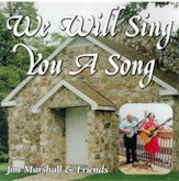 JIM MARSHALL 'We Will Sing You A Song'