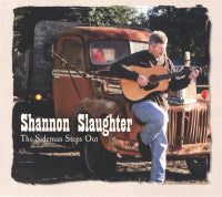 SHANNON SLAUGHTER 'The Sideman Steps Out' ECM-001