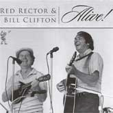 RED RECTOR AND BILL CLIFTON 'Alive' ELF-104-CD