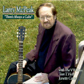LARRY McPEAK 'There's Always A Calm' FD-601-CD