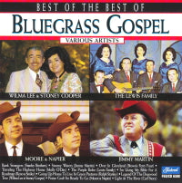 VARIOUS ARTISTS 'Best Of Bluegrass Gospel'FED-6508-CD