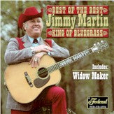 JIMMY MARTIN 'Best Of The Best' FED-6556-CD