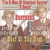 STANLEY BROTHERS 'I'm A Man Of Constant Sorrow' FED-6560-CD