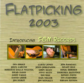 VARIOUS 'Flatpicking 2003' FGM-113-CD