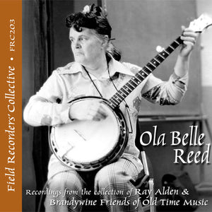 OLA BELLE REED 'Self Titled' FRC-203-CD