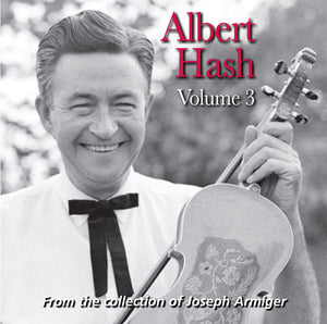 ALBERT HASH 'Volume 3' FRC-733-CD