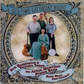 THE AFTON MOUNTAIN STRING BAND 'Old-Time Saturday Night'