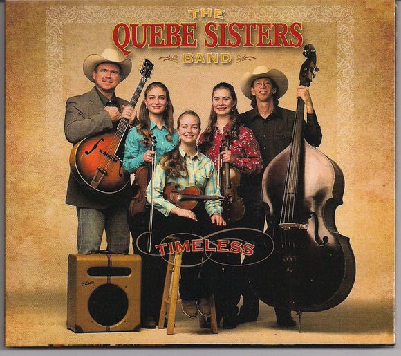 QUEBE SISTERS BAND 'Timeless' FIDDLE-0101-CD