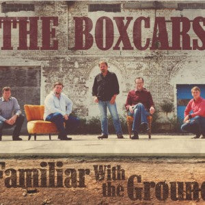 BOXCARS 'Familiar with the Ground' MH-1642-CD