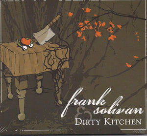FRANK SOLIVAN 'Dirty Kitchen' FIDDLE-13003-CD