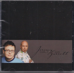 JEREMY AND GLEN GARRETT 'Bluegrass Gospel' GARRETT-2007-CD