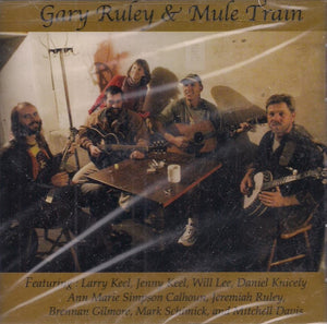GARY RULEY/LARRY KEEL & MULETRAIN CR-0203