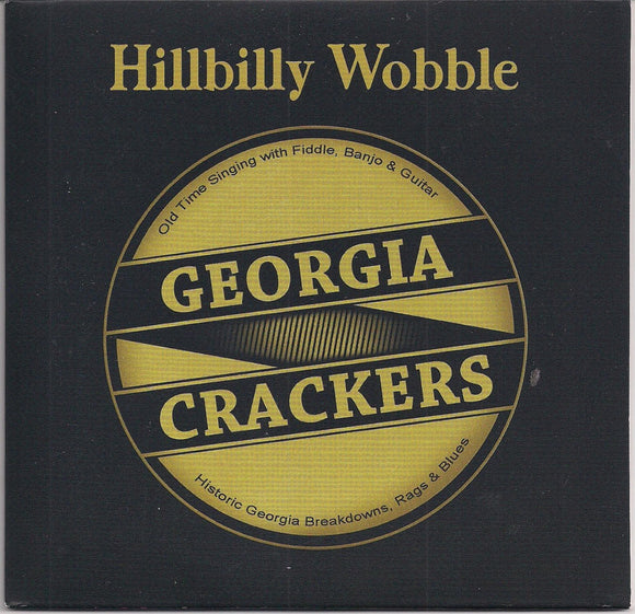 GEORGIA CRACKERS 'Hillbilly Wobble' GC-2012-CD