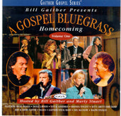 VARIOUS 'A Gospel Bluegrass Homecoming, Vol. 1' GAITHER-42459-CD