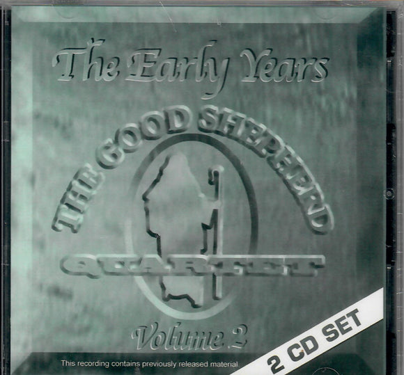 GOOD SHEPHERD QUARTET 'The Early Years - Volume 2'  GSQ-523-CD