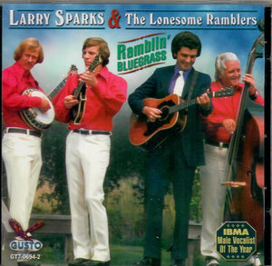 LARRY SPARKS 'Ramblin Bluegrass'