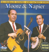 MOORE & NAPIER 'Bluegrass Gospel And Sacred Songs'